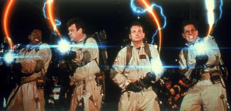 """ゴーストバスターズ<BR><span class=""""fnt-70"""">(C)1984 Columbia Pictures Industries, Inc. All Rights Reserved.</span>"""