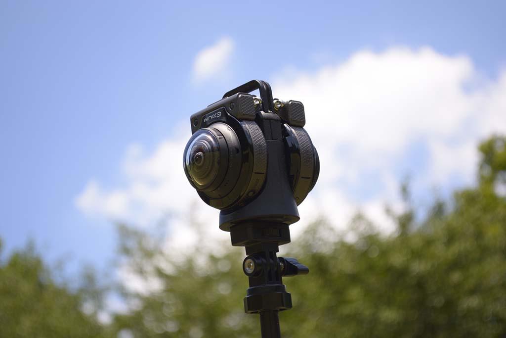 マルチカメラマウンター(EAM-8)