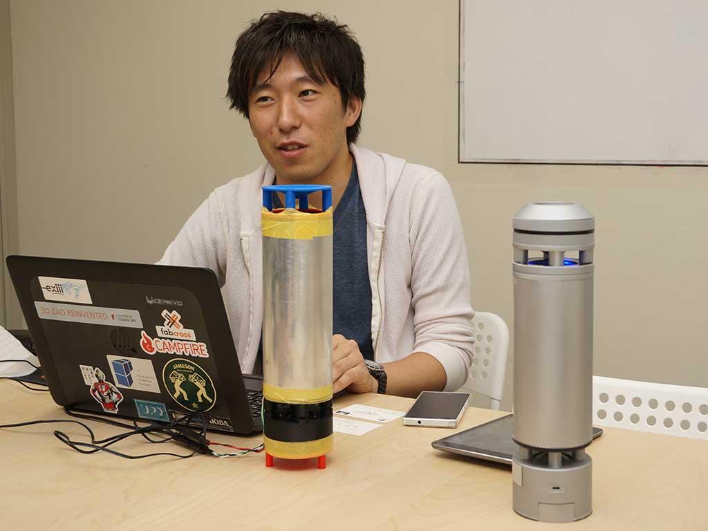 週1回開催予定のオンライン開発報告会には柴田氏も参加する予定。気になる部分はドンドン質問してみよう?!