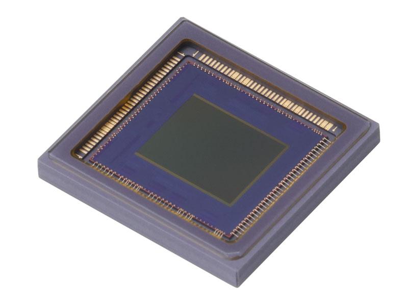 グローバルシャッター機能を搭載したCMOSセンサー
