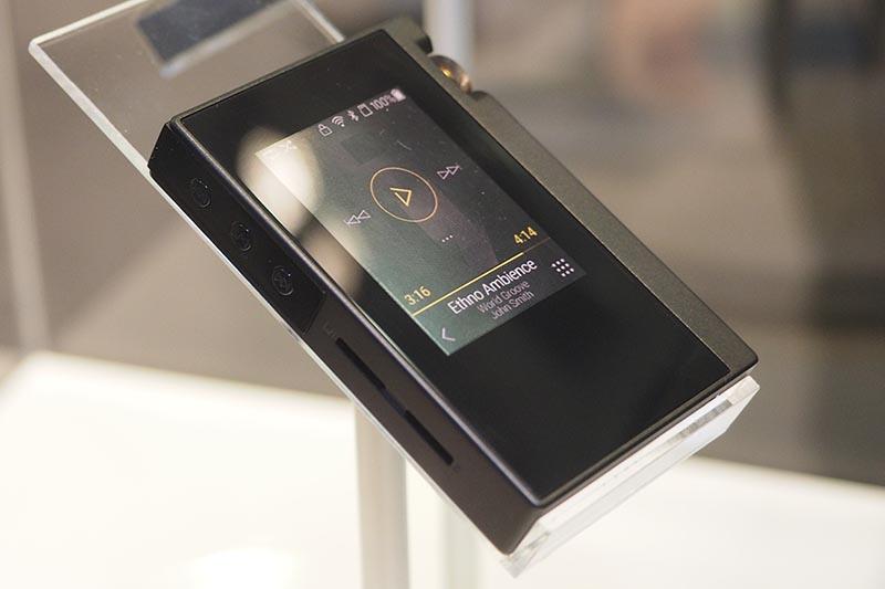 Androidではない小型プレーヤー