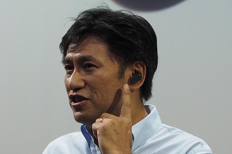 発売が決まったXperia Ear