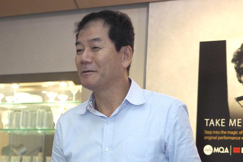 クリプトンの濱田正久社長