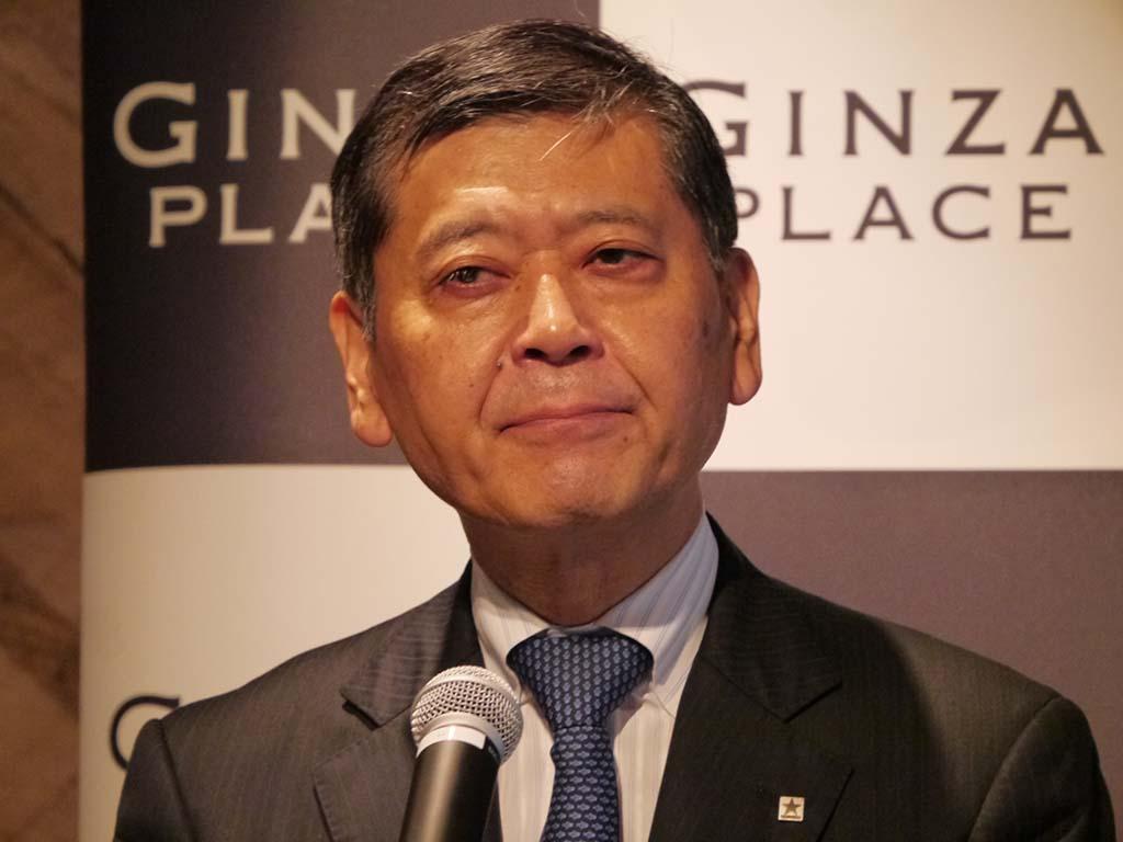 サッポロ不動産開発 代表取締役社長の生駒俊行氏