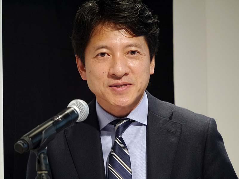 ソニーマーケティング 代表取締役社長の河野弘氏