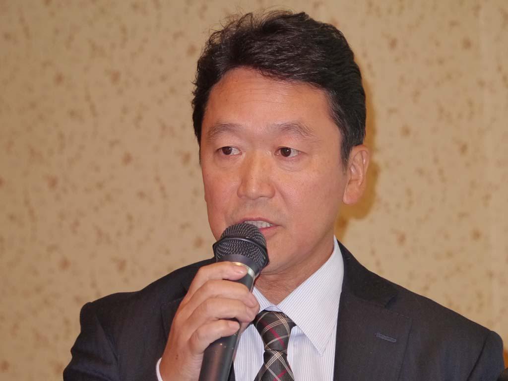 ソニーマーケィングジャパンの浅山隆嗣執行役員