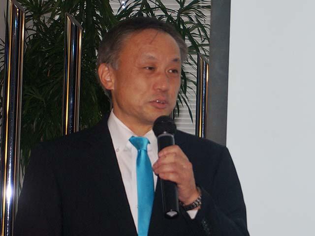 東芝映像ソリューション VS第一事業部 北原 事業部長代理