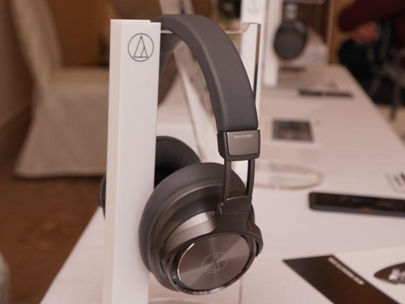 Bluetoothヘッドフォンの「ATH-DSR9BT」