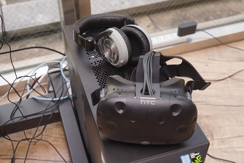VR体験に最適なヘッドフォンは!?