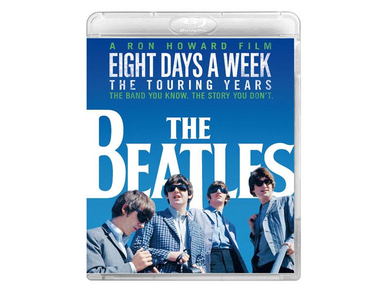 """ザ・ビートルズ EIGHT DAYS A WEEK - The Touring Years Blu-ray スタンダード・エディション<BR><span class=""""fnt-70"""">(C)Apple Corps Limited. All Rights Reserved.</span>"""