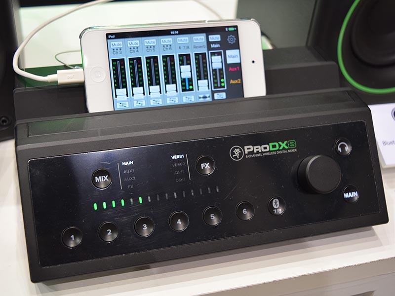 8ch仕様のProDX8