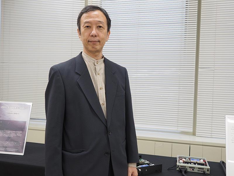 M3準備会事務局の相川宏達氏
