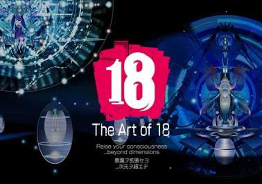 "「18 夢世界VR」<br><span class=""fnt-80"">(C)mobcast inc.</span>"