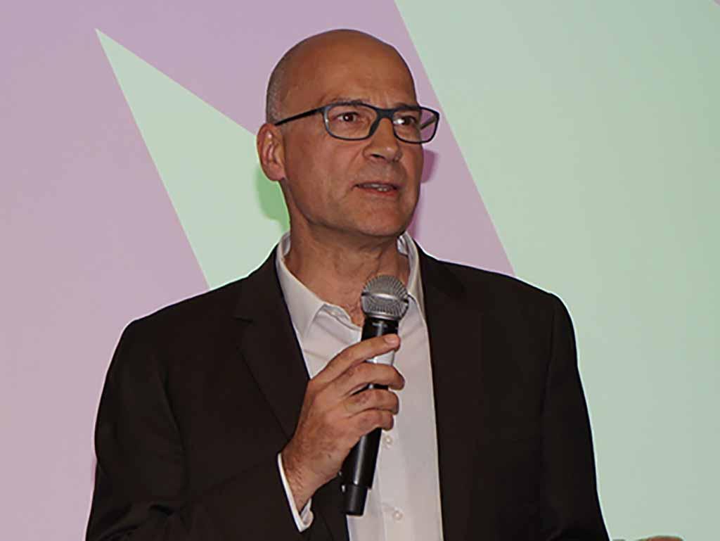 ボーズのピエール・ペルラン代表取締役社長