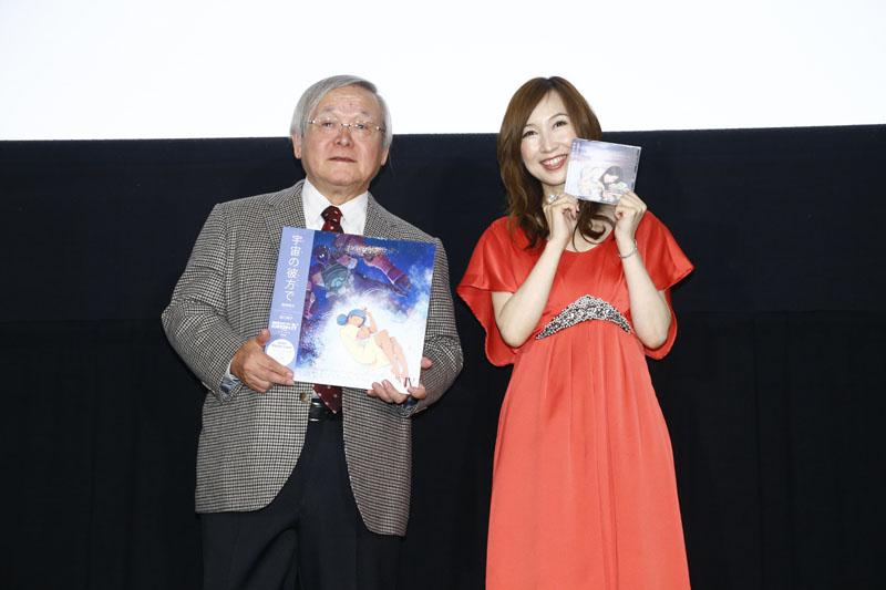 安彦総監督と森口博子さん