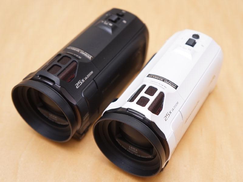 ワイプ用カメラ無しで通常バッテリの「HC-VX985M」