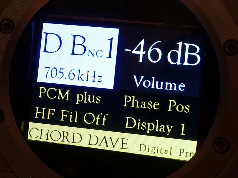 CD音源を最高705.6kHzまでアップサンプリングできる