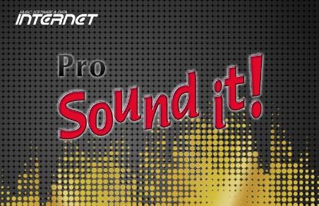 Sound it! 8 Pro for Windows
