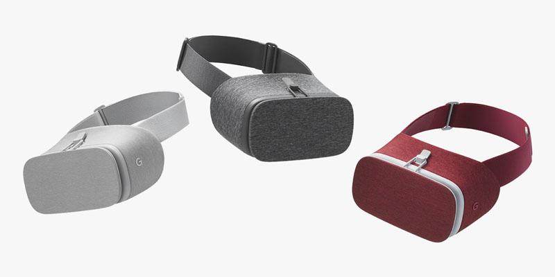 VR用の新ゴーグル「Daydream View」