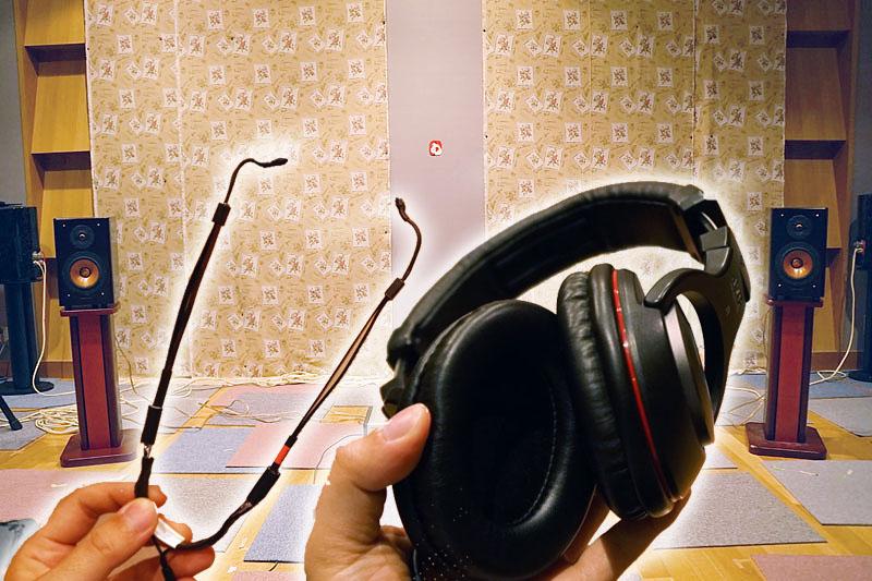スピーカーで再生している空間を、ヘッドフォンで持ち歩ける「EXOFIELD」