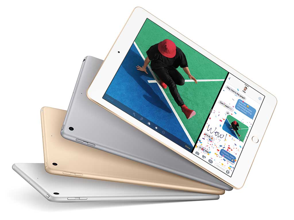 9.7型の新iPad