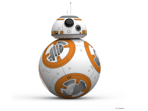 「BB-8 by スフィロ」