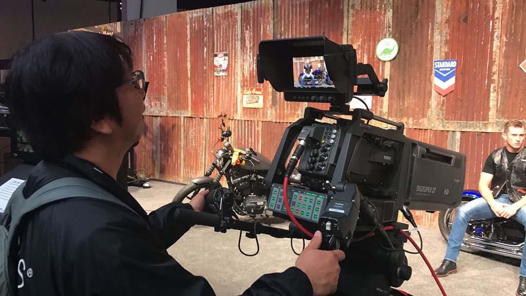 HDながらHDR対応のニューカメラ、GrassValley「LDX 82」