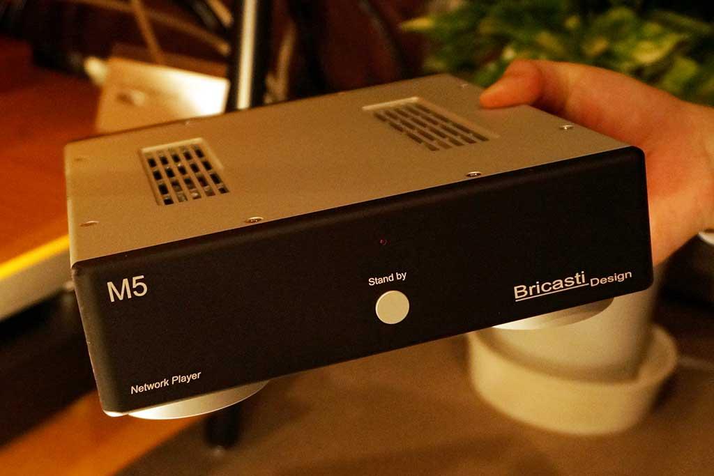 Bricasti Design「M5」