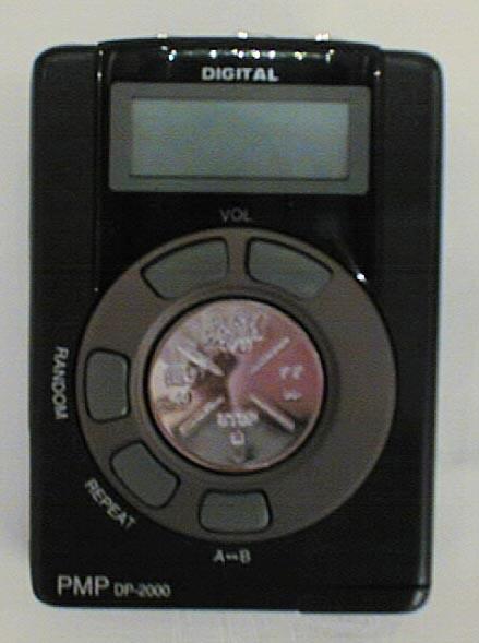 '98年に発売された「Rio PMP300」