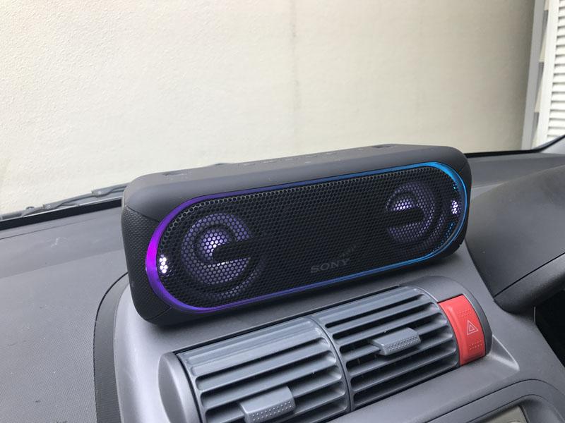 車内で聴くとズンドコ感が半端ないXB40