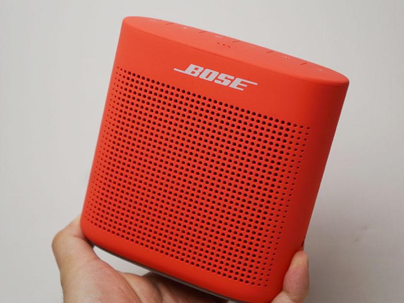 平形スピーカー「SoundLink Color Bluetooth speaker II」