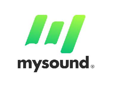 mysoundプレーヤーのロゴ