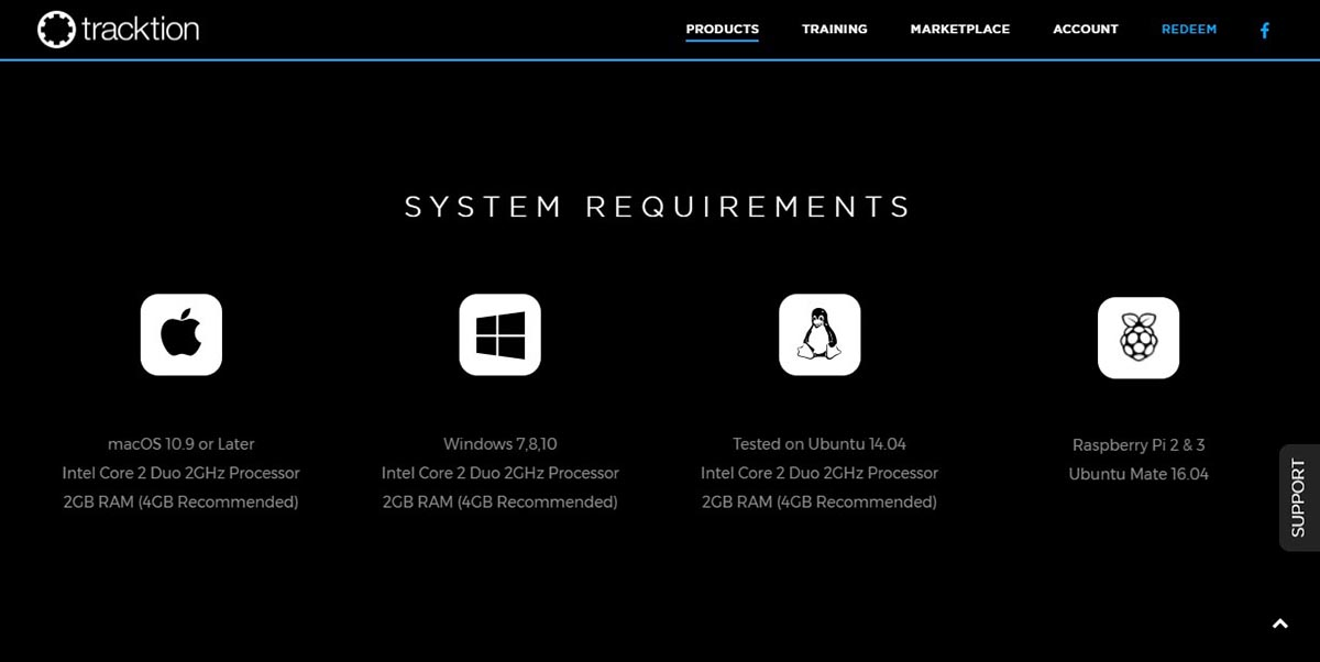 Raspberry PiのサポートOSはUbuntu MATE 16.04だった