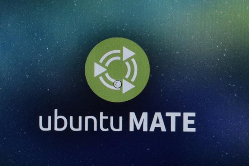 Ubuntu MATEを起動