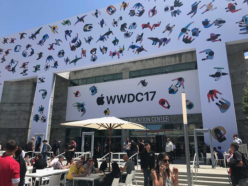 会場となったサンノゼ・コンベンションセンター。例年はサンフランシスコ市内で開催されていたが、サンノゼでの開催は十数年ぶりとなる