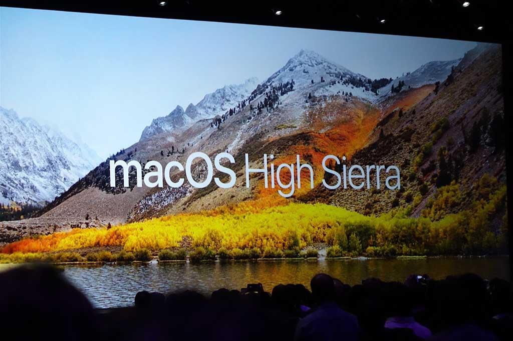 次のmacOSの愛称は「High Sierra」。基盤整備でさらなる高みへ……というところか