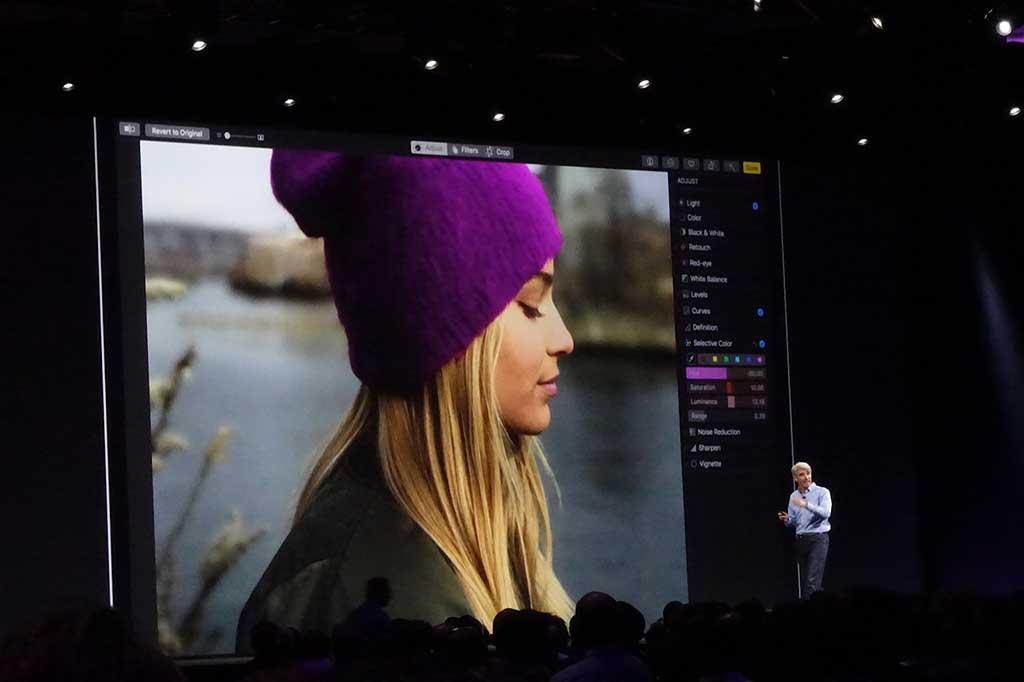 「写真」アプリの画像編集機能は大幅強化。iPhoneと連携して使っている人にはありがたい進化だ