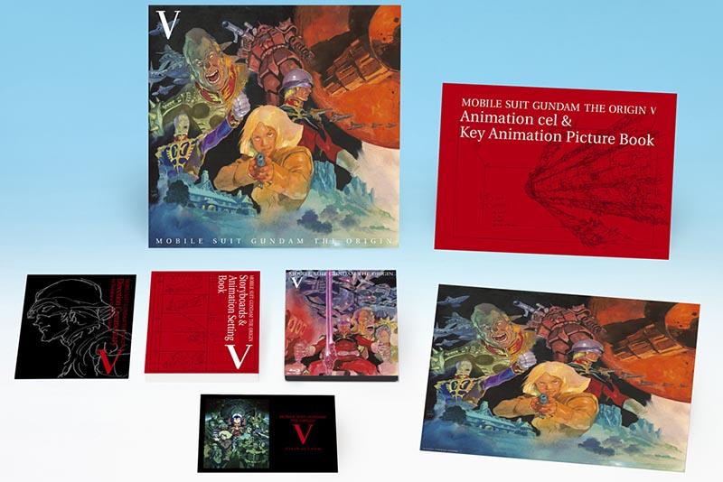 """機動戦士ガンダム THE ORIGIN V 激突 ルウム会戦 Blu-ray Disc Collector's Edition<br><span class=""""fnt-70"""">(C)創通・サンライズ</span>"""