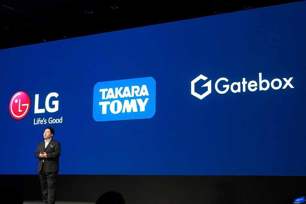LGやタカラトミーからもClova対応製品