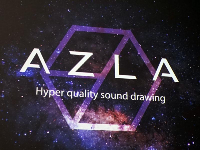 「AZLA」のロゴマーク
