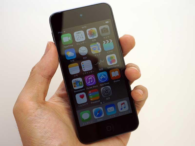 第6世代iPod touch 128GB