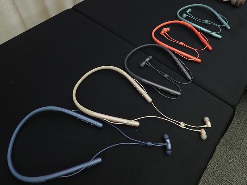 ネックバンド型「h.ear in 2 Wireless」