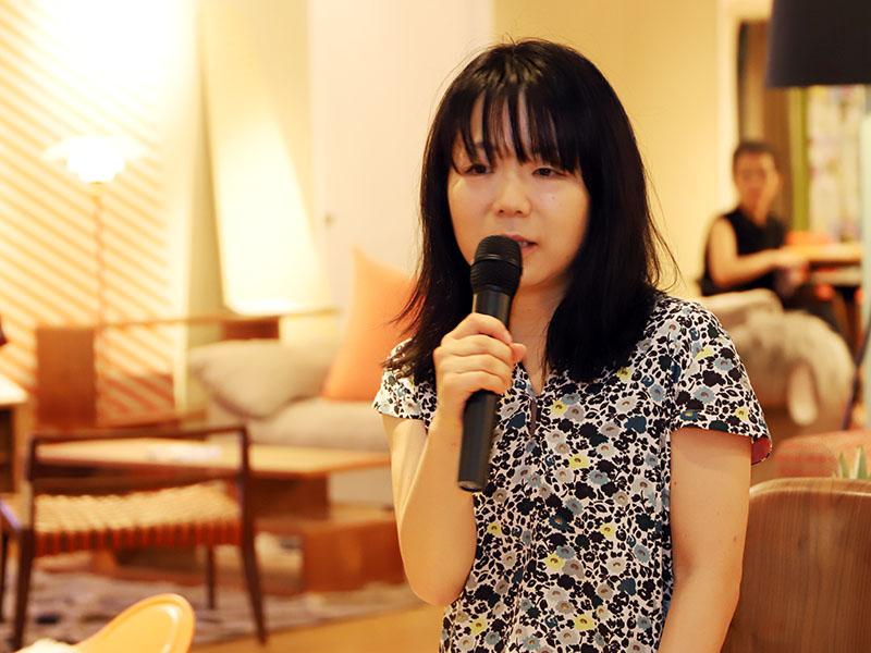 インテリアスタイリストの長山智美さん