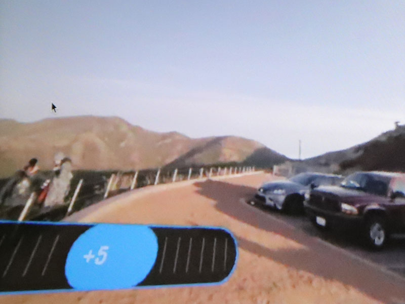 Premiere ProをOculus Riftで使っているイメージ
