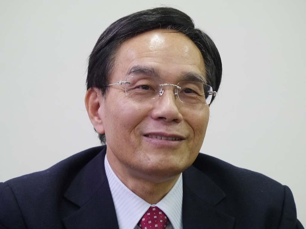 シャープ戴正呉社長