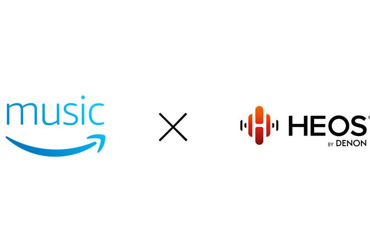 HEOS対応製品がAmazon Prime Musicに対応