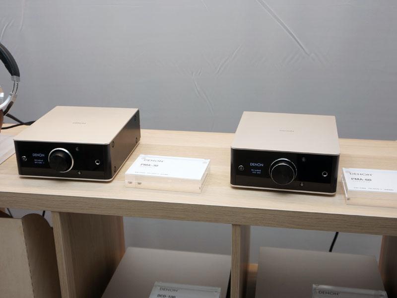 左から「PMA-30」、「PMA-60」