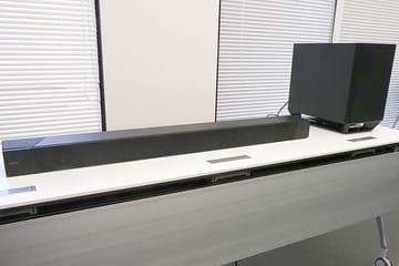 ソニー初のAtmos/DTS:XとHDRパススルー対応サウンドバー。Googleアシスタント連携、声で操作も HT-ST5000