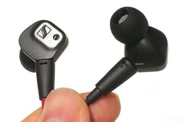 サウンド調整可能なゼンハイザーの新イヤフォン「IE 80 S」。約4万円 ゼンハイザー「IE 80 S」