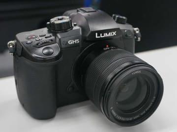 「プロのHDR映像制作に応える」。4K/60p HDR対応「LUMIX GH5」の進化 LUMIX DC-GH5